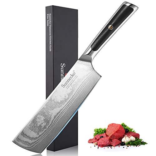 Sunnecko Nakiri Knife