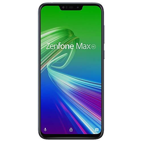 ASUSZenfoneMaxM2ミッドナイトブラック(4GB/32GB)【日本正規代理店品】ZB633KL-BK32S4/A
