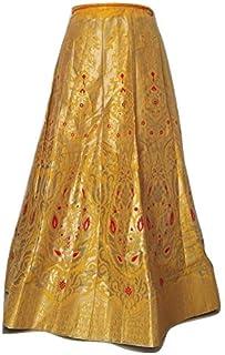 45d53bd87 Yellows Women's Skirts: Buy Yellows Women's Skirts online at best ...