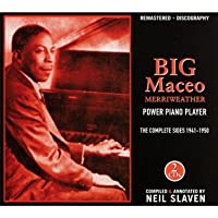 The Complete Sides 1941-1950 by Big Maceo Merriweather (2011-11-21)