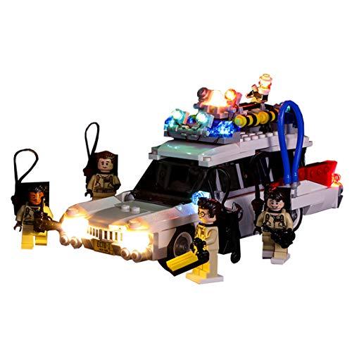 Searchyou Licht Set Kompatibel Mit Lego 21108 - Ghostbusters (Lego-Modell Nicht Enthalten, Lego-Zubehör von Drittanbietern)