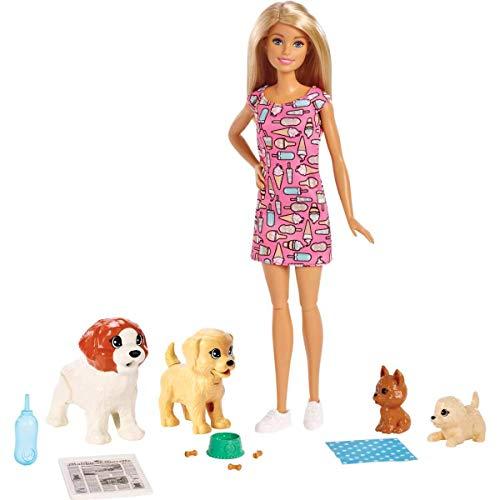 Barbie FHP57 carriera cottura bambola caratteristica e accessori Playset Colorato