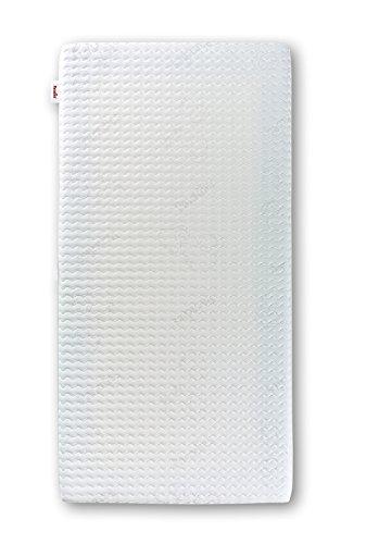PARADIES Baby- und Kindermatratze Maja 70 x 140 cm, Öko-Tex Zertifiziert Standard 100 Klasse 1, medizinisch getestet