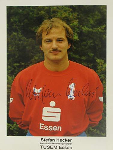AK Stefan Hecker - Handball (TUSEM Essen)