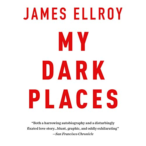 My Dark Places audiobook cover art