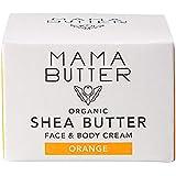 MAMA BUTTER(ママバター) フェイス&ボディクリーム25g オレンジ