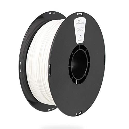 3d Printer Filament 1kg, Pla K6 Filament, High Strength, High Toughness-white_1.75mm