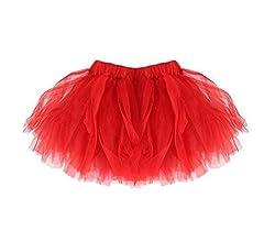 Logobeing Vestidos de Fiesta para Niñas Tutu Bebe Niña Tutu Ballet ...