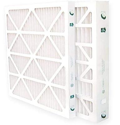 20x25x2 Merv 8 Furnace Filter (12 Pack)
