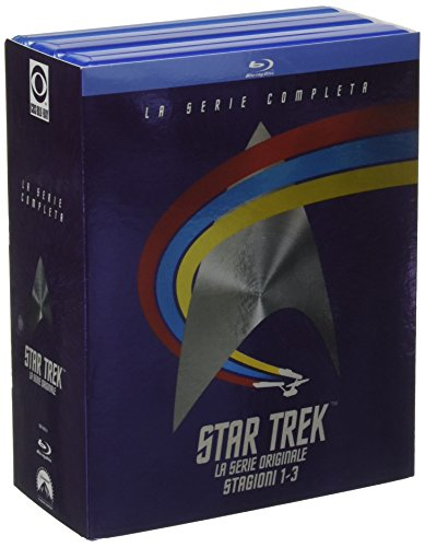 Box-Star Trek: Serie Classica - Stagioni 1-3