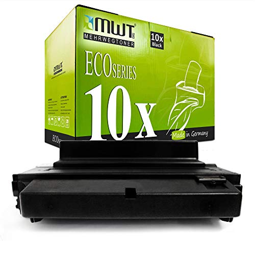 10x MWT Toner für Samsung ML 3470 3471 3475 D ND N ersetzt ML-D3470B Black Schwarz