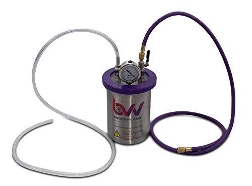 BVV 2 Quart Resin Trap/Vacuum and Degassing Chamber