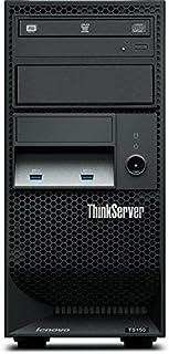 Lenovo ThinkServer TS150 - Servidor (3,3 GHz, E3-1225V6, 8 GB, DDR4-SDRAM, 2000 GB, Tower (4U))