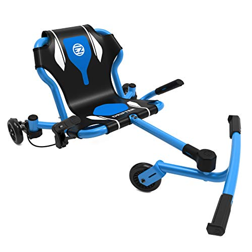 Ezyroller Drifter X Fahrzeug (blau)