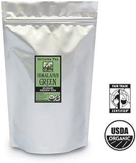 Octavia HIMALAYAN GREEN 100% organic, fair trade green tea (bulk)