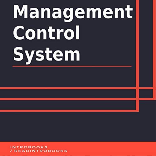 Couverture de Management Control System