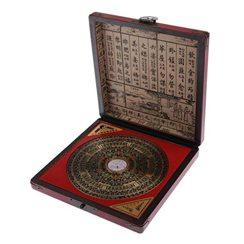 P Prettyia Professionelle Luo Pan, Der chinesische Feng Shui Kompass