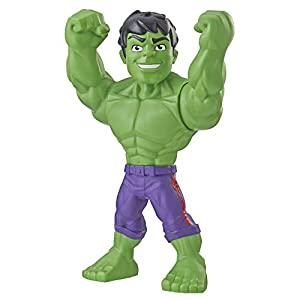 Super Hero Adventures Playskool Marvel Super Hero Adventures Mega Mighties Hulk Collectible 10-Inch Action Figure Toys… 1 41UCt0V8GTL. SS300