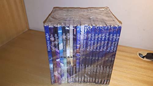 Fate / Stay Night - Coleção Completa - 20 Volumes - Panini