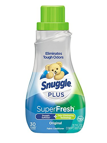 (50% OFF) Snuggle Plus Super Fresh Liquid Fabric Softener $2.99 Deal