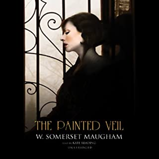The Painted Veil audiobook cover art