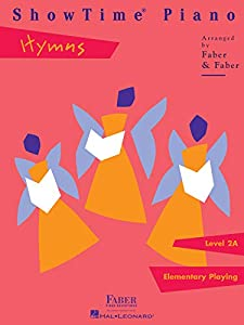 ShowTime Piano Hymns - Level 2A