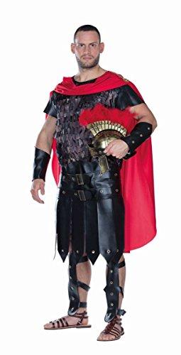 Rubies 14236-56 Zenturio - Disfraz de legionario Romano para Hombre, Multicolor