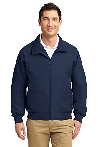 Port Authority® Tall Charger Jacket. TLJ328 True Navy LT