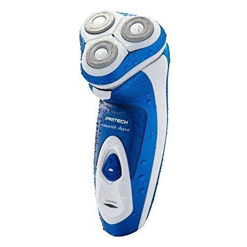 PRITECH Afeitadora inalambrica Recargable Corta Pelo Maquina de Afeitar cortadora Barba