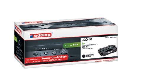 edding 18-2010 tonercartridge EDD-2010, vervangt HP Q5949A, 2500 pagina's, zwart