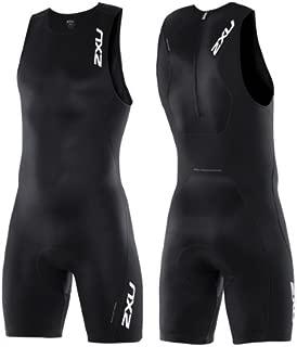 2012 Men's Elite Triathlon Suit - MT1781d (Black/Black - BLK/BLK - S)