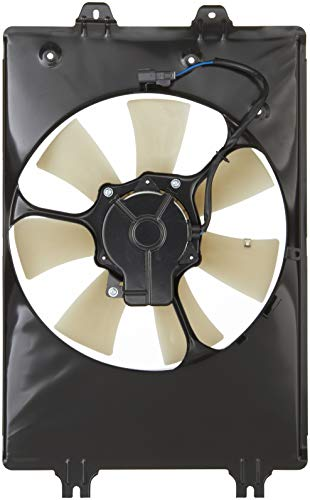 Spectra Premium CF18045 Air Conditioning Condenser Fan Assembly