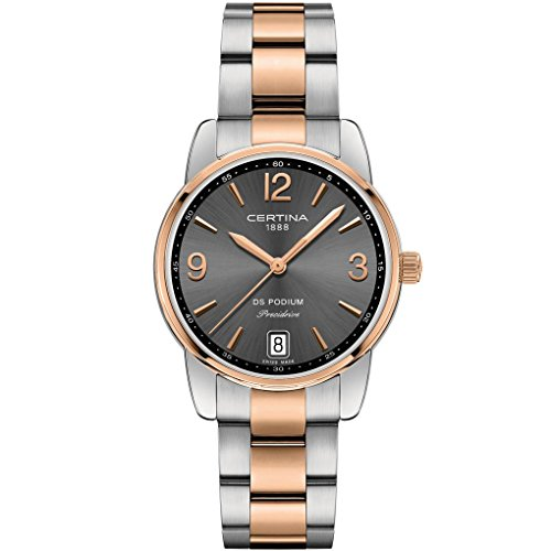 Certina Lady Quartz DS Podium Uhr C0342102208700