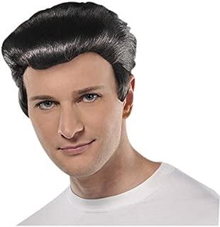 amscan Greaser Wig