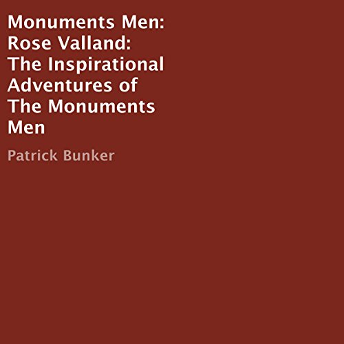 Monuments Men - Rose Valland cover art