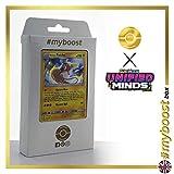 Alolan Raichu (Raichu d'Alola) 57/236 Holo - #myboost X Sun & Moon 11 Unified Minds - Coffret de 10 Cartes Pokémon Aglaises