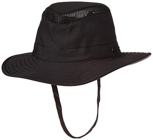 Tilley Outdoor hat, Black, 7.375'