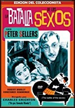 THE BATTLE OF THE SEXES (la batalla de los sexos) Region 2 - PAL format - Peter Sellers