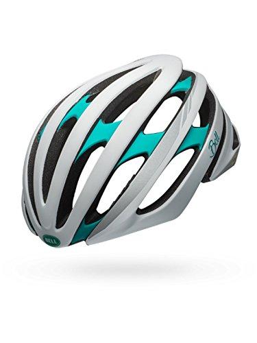 Bell Unisex– Erwachsene Stratus MIPS Refl. JoyR Fahrradhelm, White/Emerald, S