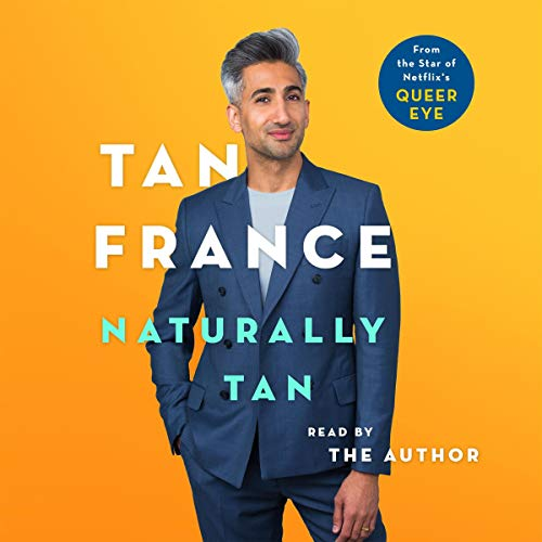 Naturally Tan audiobook cover art