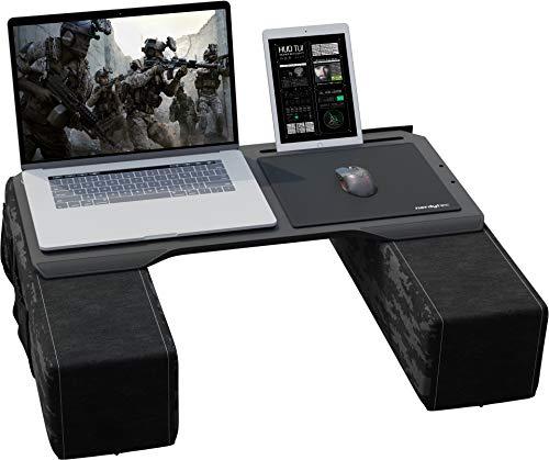 Couchmaster CYBOT - Mesa ergonómica para portátiles / periféricos inalambricos. Uso en sofá /cama