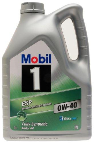 Mobil 1 Comma 151495 ESP 0W-40Dexos 2–5L