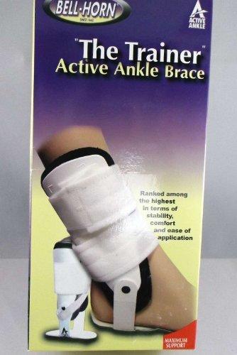 Verschiedene Gr/ö/ßen Active Ankle Eclipse II Kn/öchelbandage f/ür Verletzte Schutz /& Verstauchung Unterst/ützung schwarz