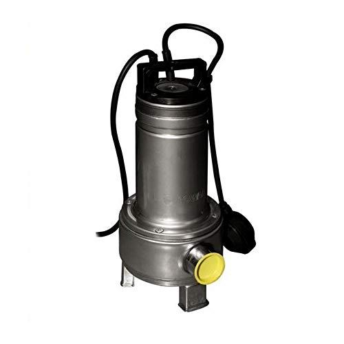 LOWARA DOMO Sommergibili per acque cariche MONOFASE CON GALLEGGIANTE DOMO7VX - HP 0,75 / 550W - 220V