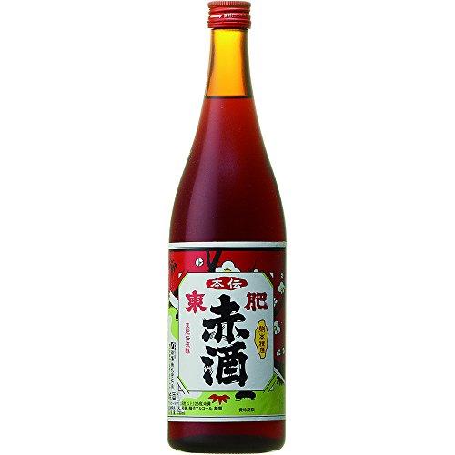 本伝 東肥赤酒 瓶 [ 日本酒 熊本県 720ml ]