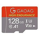 GAOAG メモリーカード 128GB 超高速Class10 最大転送速度100MB/s Androidスマートフォン デジカメ 超高速転送