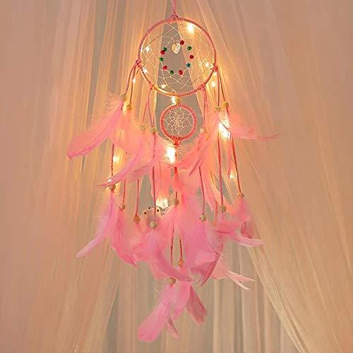 Luminária Apanhador De Sonhos LED