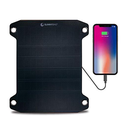 SunnyBAG Leaf+ – Premium Outdoor Solar Ladegerät - 3