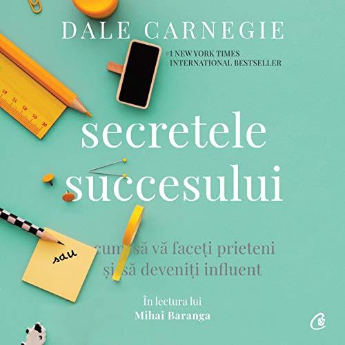 Secretele succesului audiobook cover art