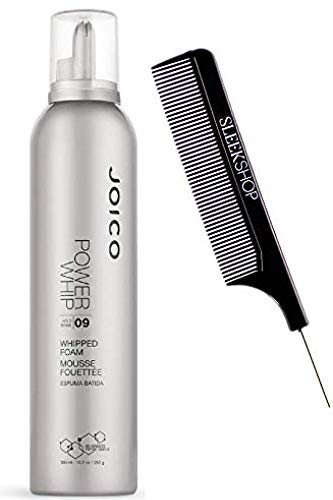 Price comparison product image Joico POWER WHIP 09 Hold,  WHIPPED FOAM MOUSSE (Stylist Kit) Bio-Advanced Peptide Complex (10.2 oz / 300 ml)